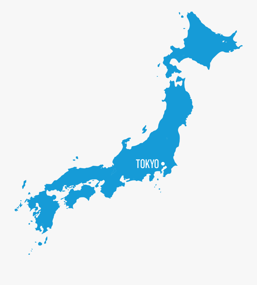 Transparent College Student Studying Clipart - Japan Meiji Restoration Map, Transparent Clipart