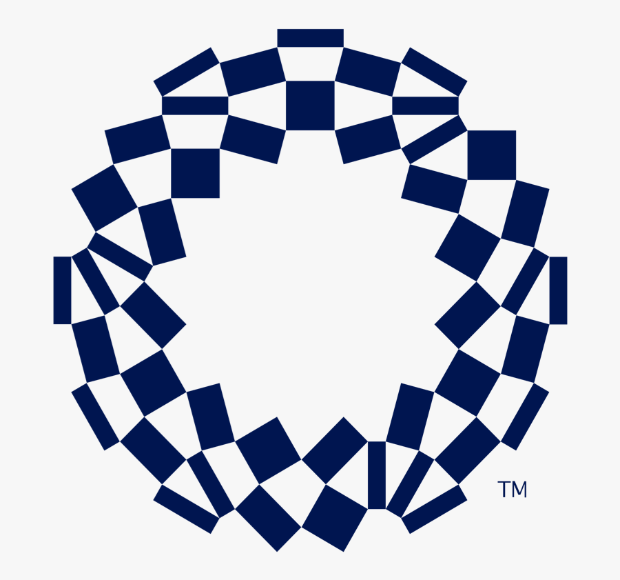 Japan Aims For Driverless Cars By 2020 Olympics - Tokyo Olympics Logo Png, Transparent Clipart