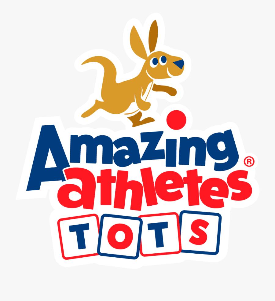 Transparent Athletics Clipart Images - Amazing Athletes Logo Png, Transparent Clipart
