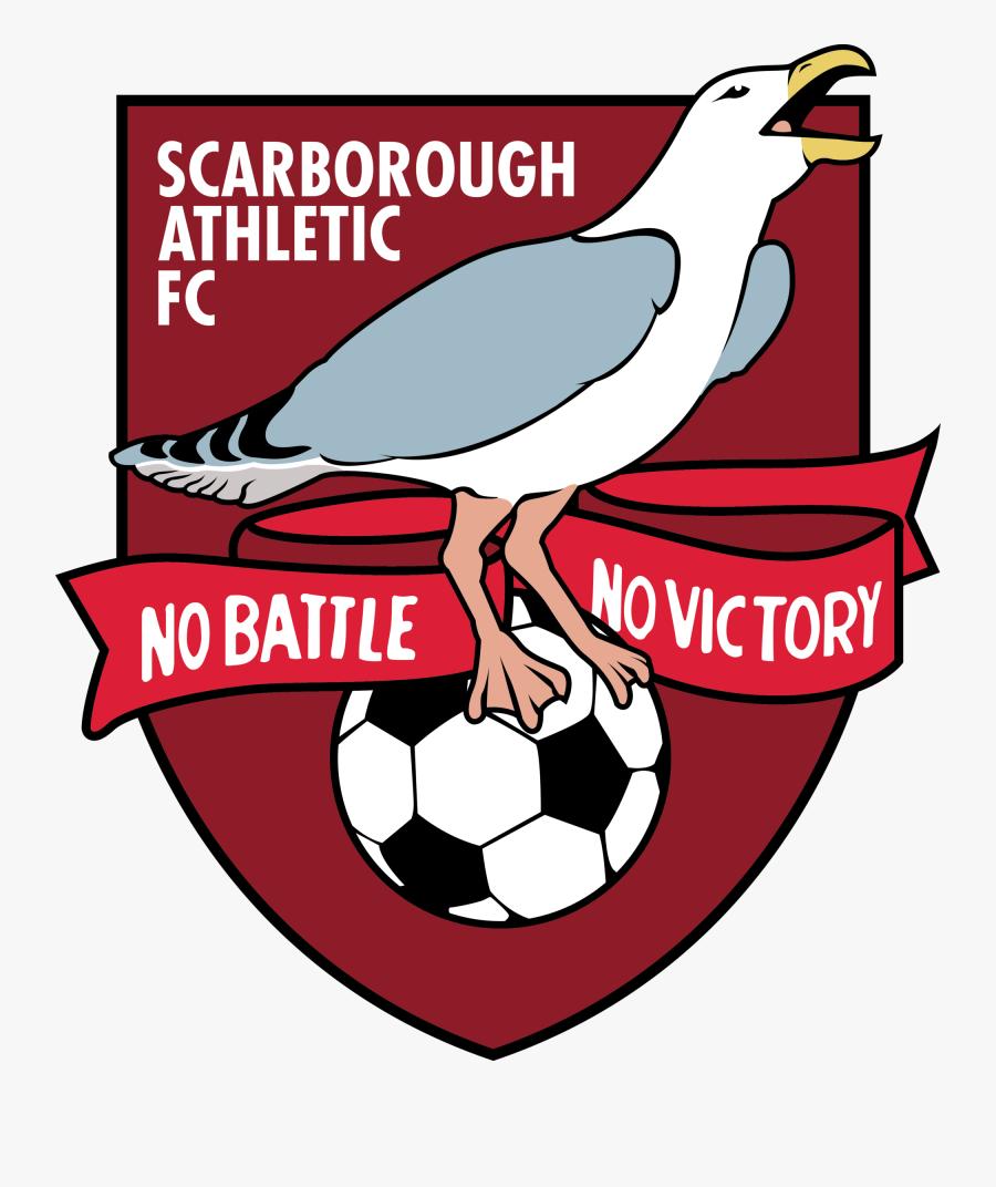 Scarborough Athletic Badge - Scarborough Athletic Fc Logo, Transparent Clipart