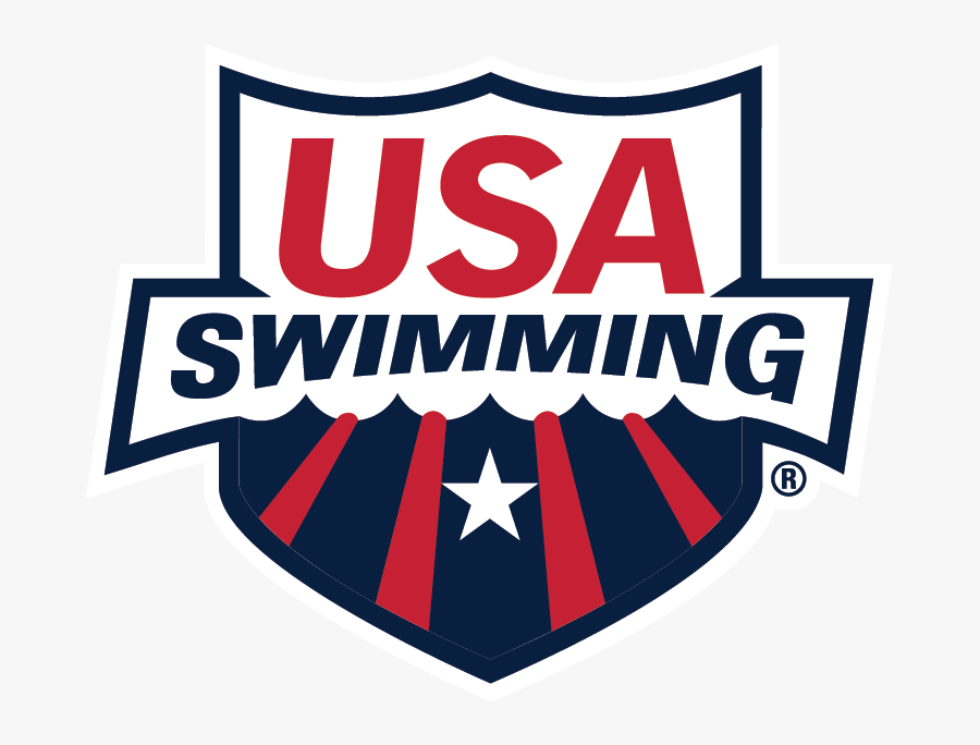 Usa Swimming Logo Png, Transparent Clipart