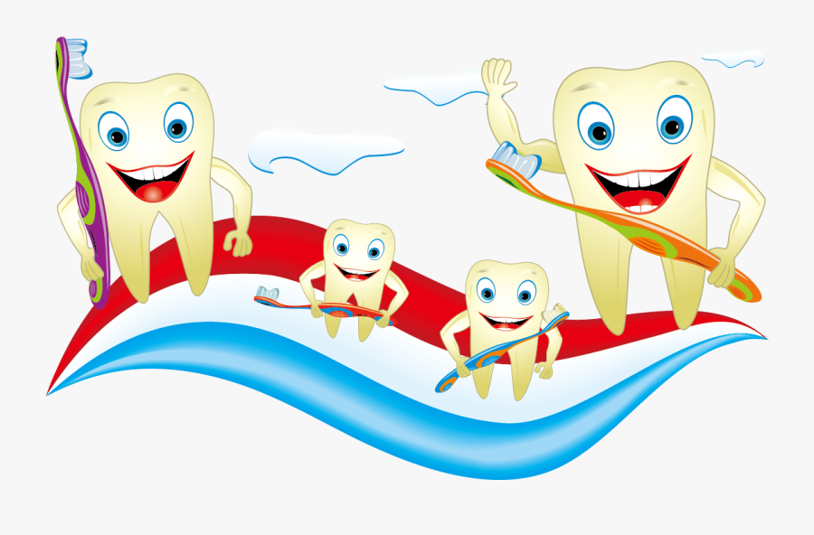 Child brushes his teeth clipart. Free download transparent .PNG | Creazilla