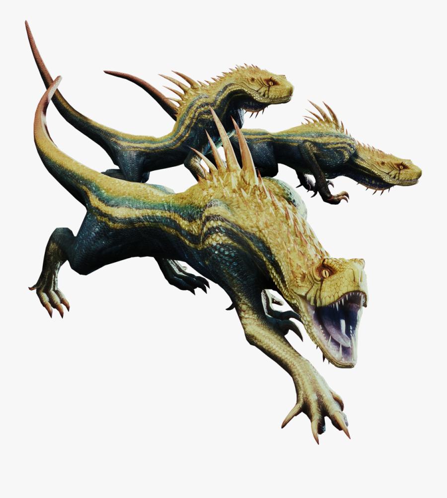 Monster Hunter World Png Clipart - Monster Hunter World Jagras, Transparent Clipart