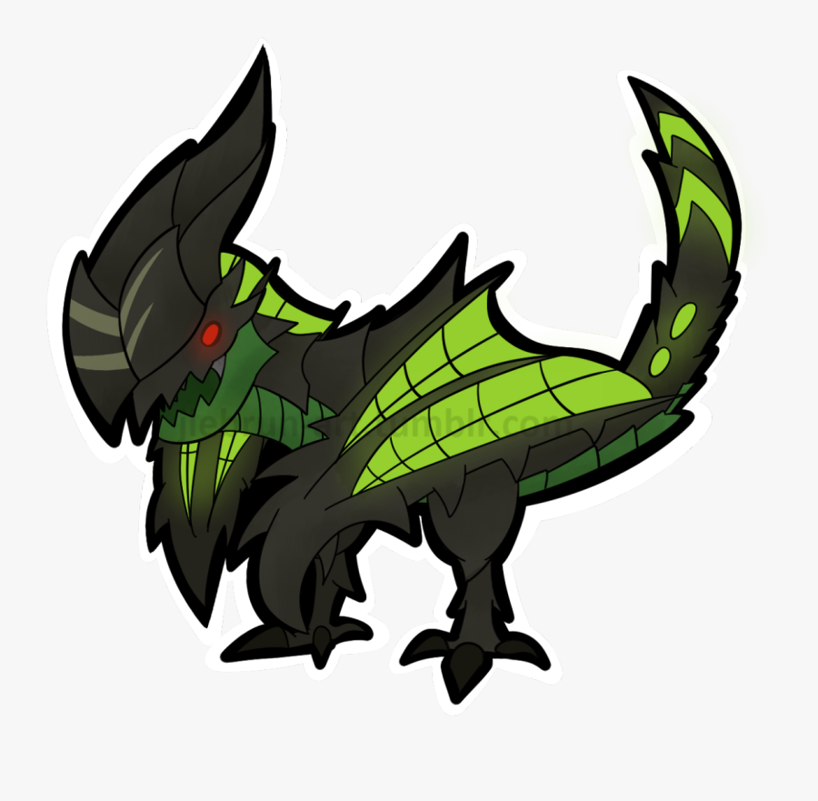 Chibi Astalos Clipart , Png Download - Monster Hunter World Astalos, Transparent Clipart