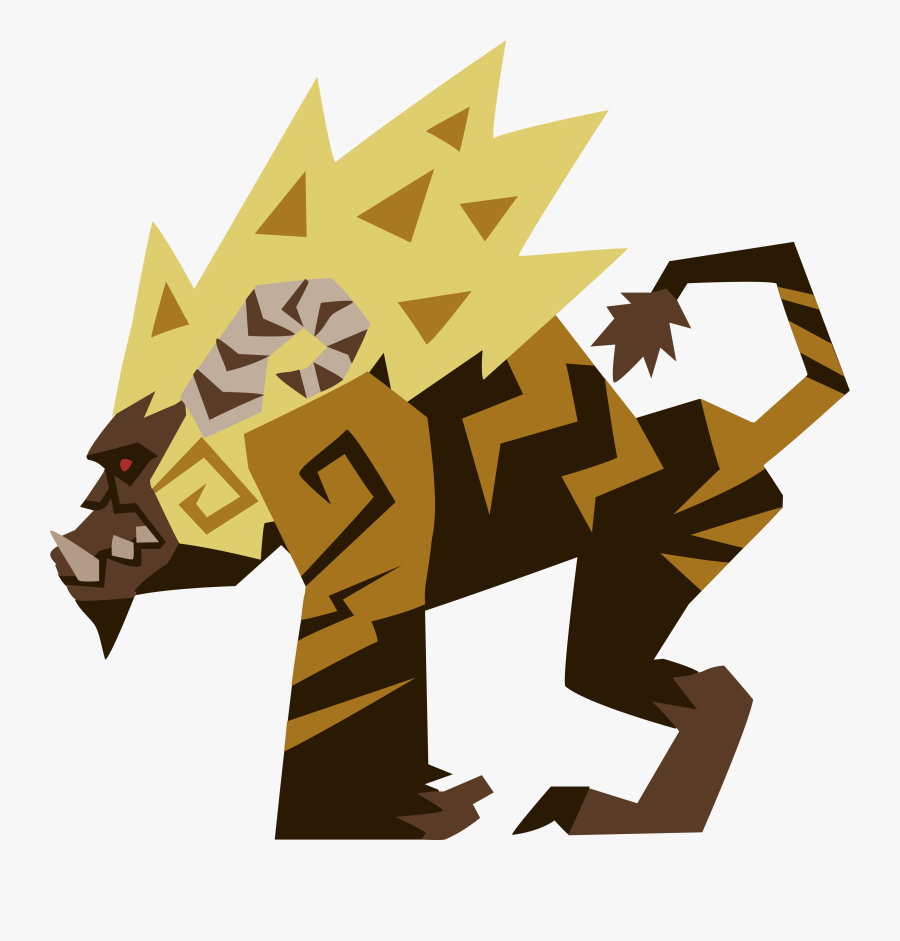 Call Of Duty Black Ops Iiii - Monster Hunter Rajang T Shirt, Transparent Clipart