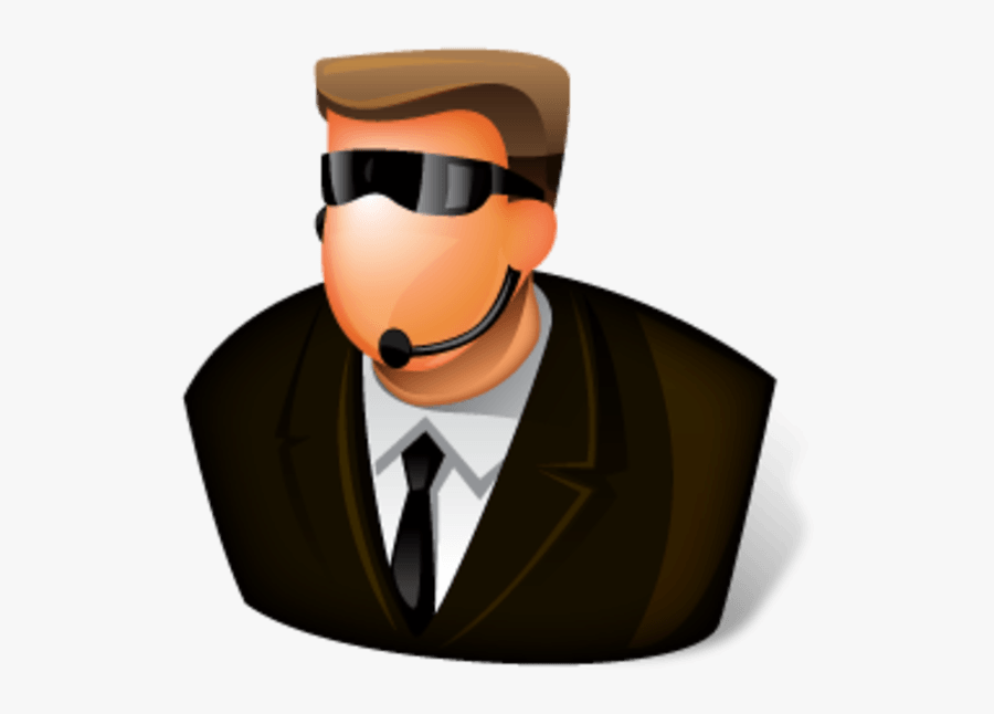 Security Camera Clipart - Security Guards Clipart Png, Transparent Clipart
