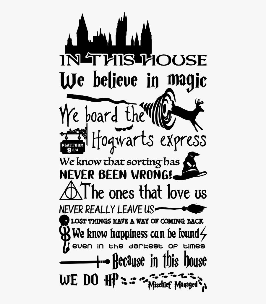 Harry Potter Svg Free, Transparent Clipart
