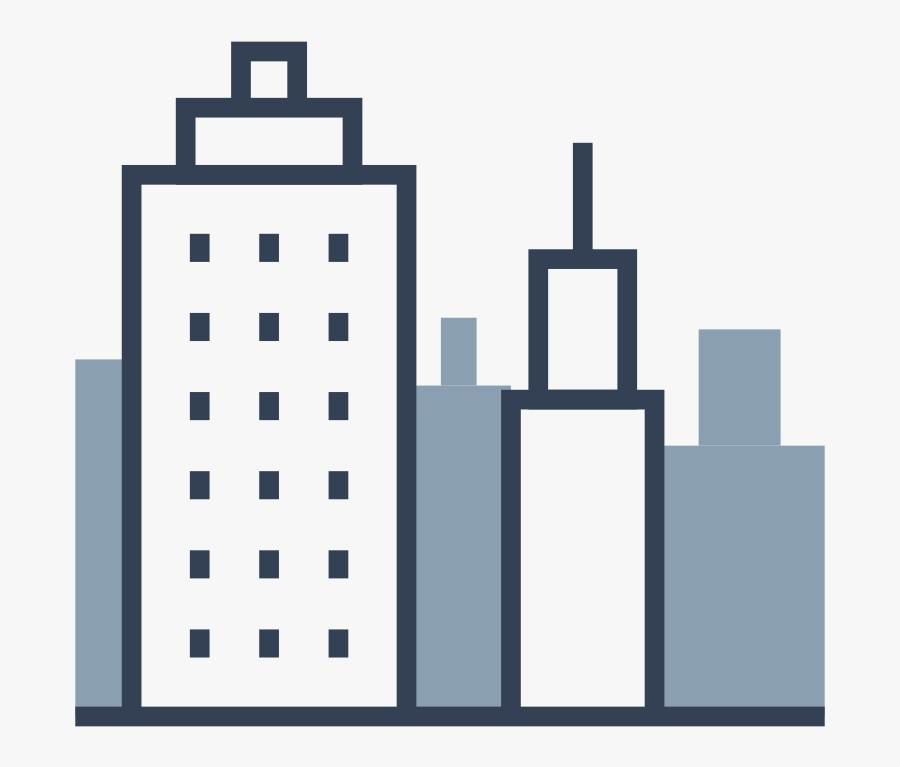 Business Accounting Services - City Data Smart Icon, Transparent Clipart