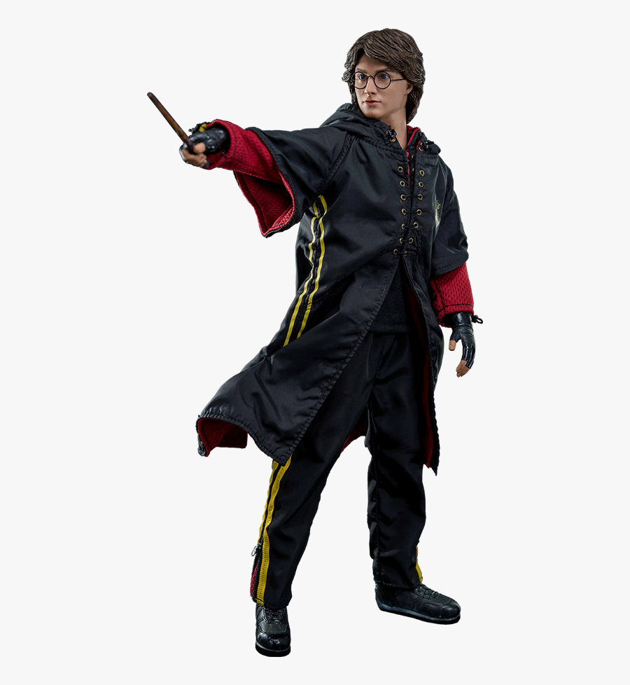 Download Png Image Report - Harry Potter Clip Holding Wand, Transparent Clipart