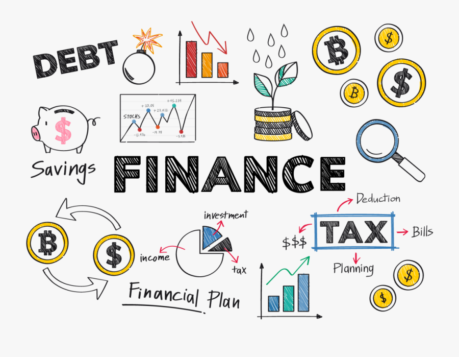 Transparent Accounting Clipart - Financial Planning, Transparent Clipart