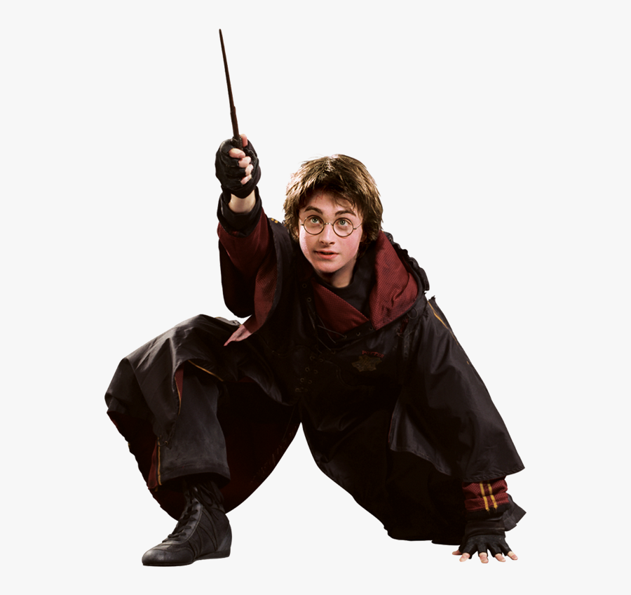 Harry Potter Characters Png - Harry Potter Png, Transparent Clipart