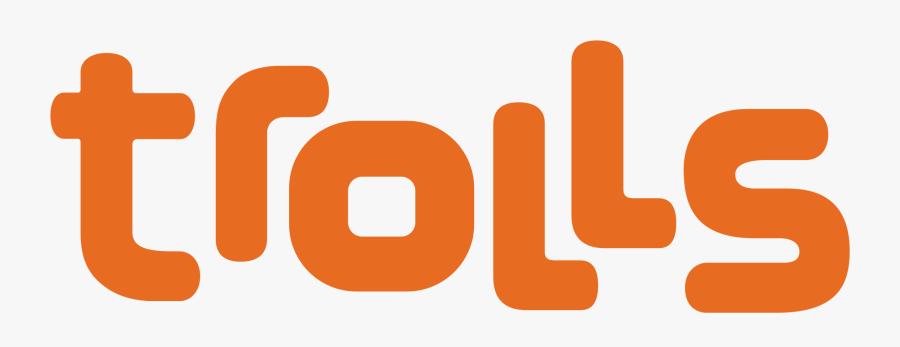 Trolls Logo Png - Trolls Logo, Transparent Clipart