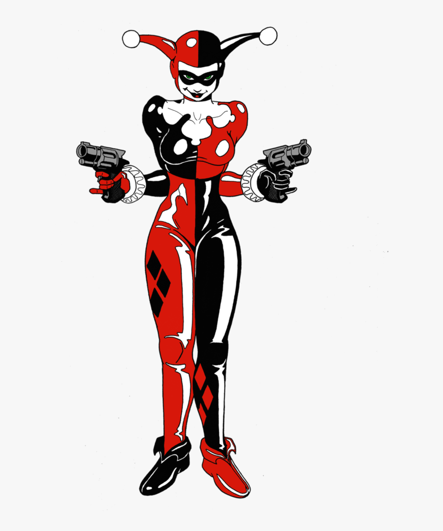 Graphic Black And White Download Harley Quinn Clipart Comic Drawing Harley Quinn Free Transparent Clipart Clipartkey