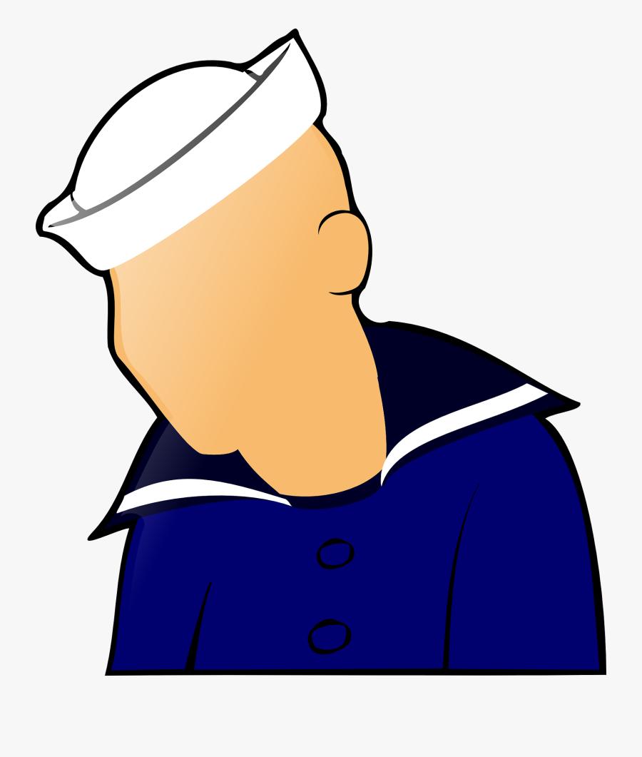 Sailor Clipart - Sailor Clip Art, Transparent Clipart