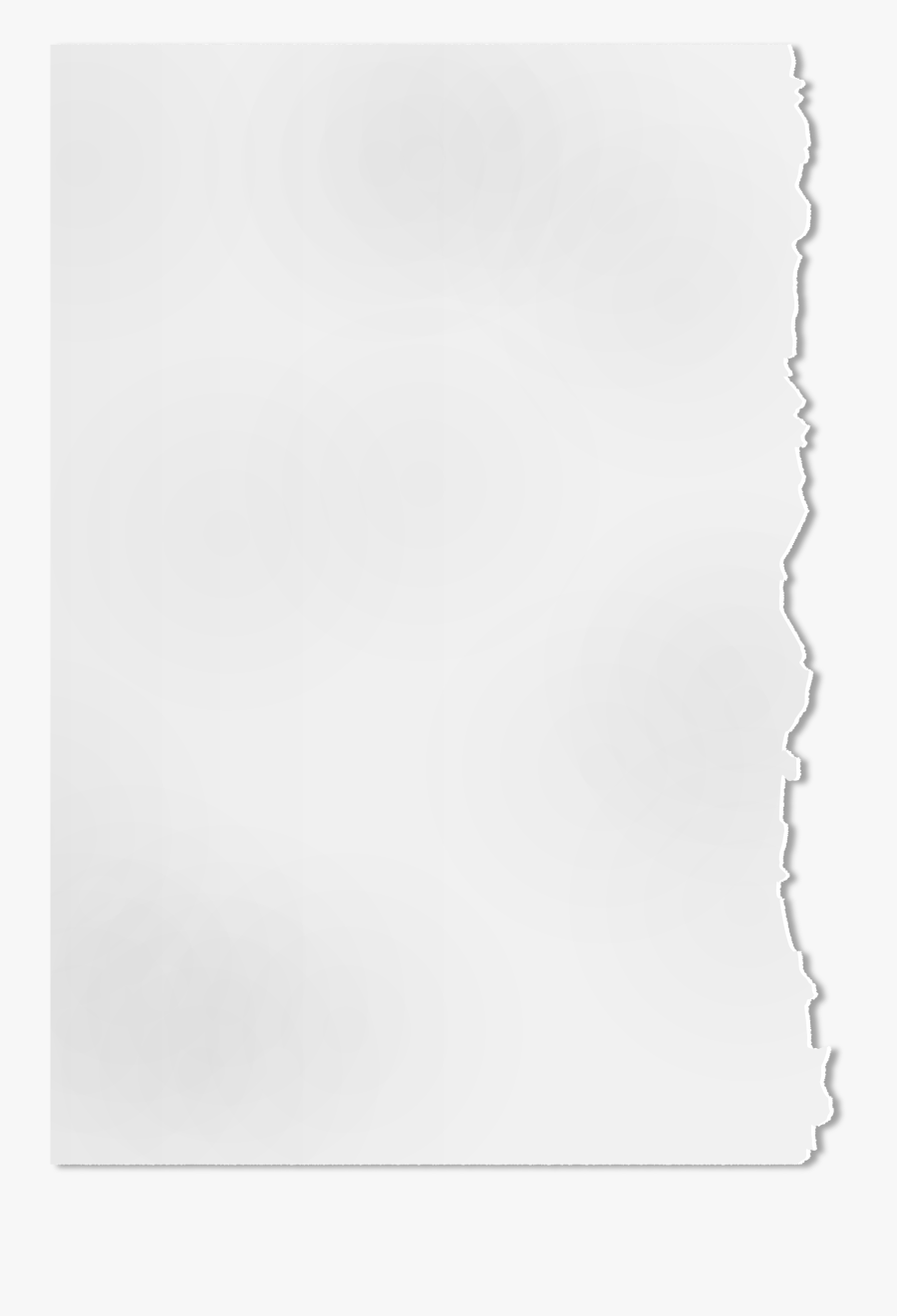 Images In Collection Page - Piece Of Ripped Paper, Transparent Clipart