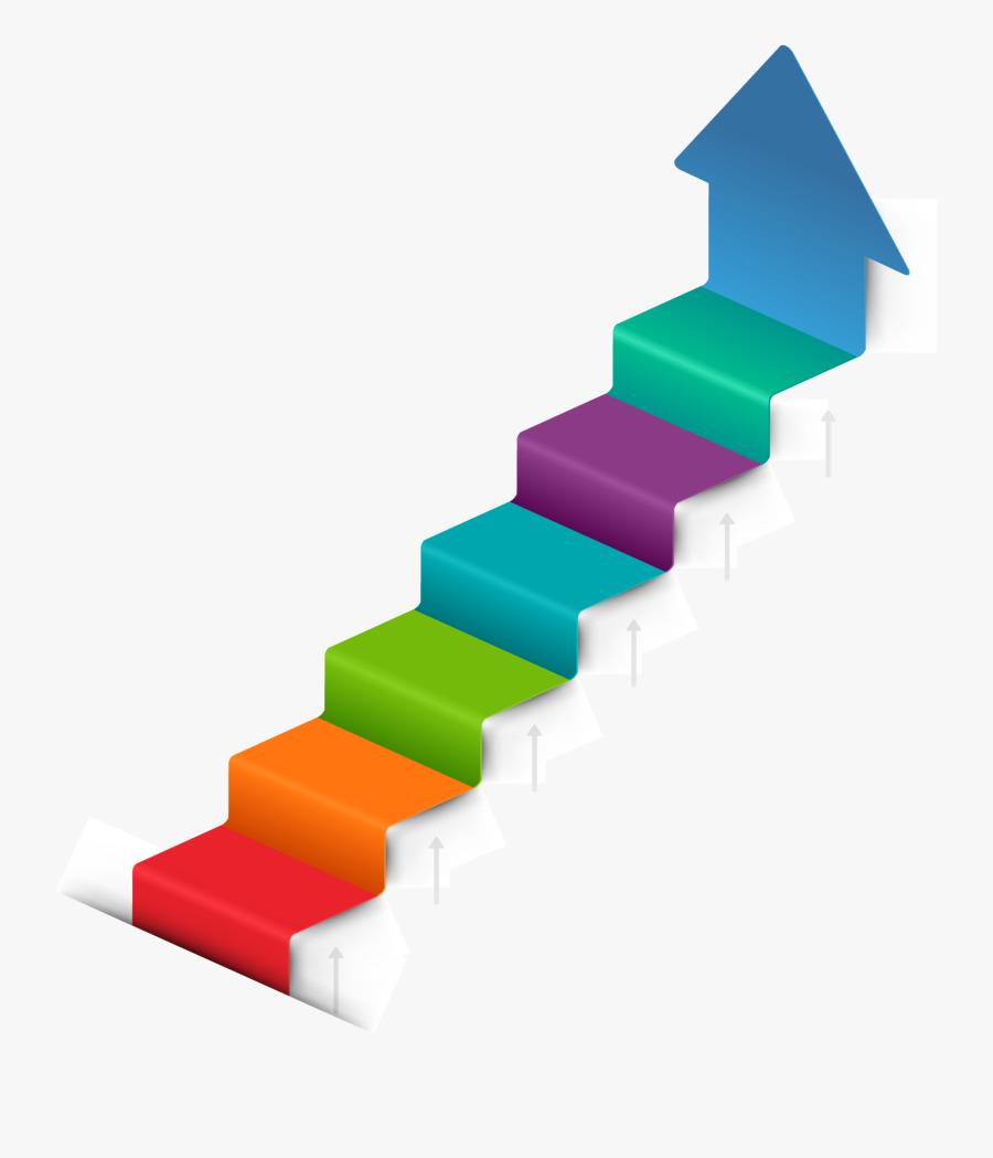 Steps Clipart Succe - Steps Clipart, Transparent Clipart