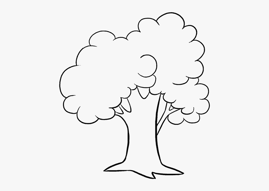 How To Draw A Cartoon Tree Easy Step By Step Drawing Tree Pictures For Drawing Free Transparent Clipart Clipartkey 1st grade, 2nd grade, 3rd grade, 4th grade, 5th grade, cartoon drawing, crayons, drawing, how to draw a bumpy tree line around it. how to draw a cartoon tree easy step by