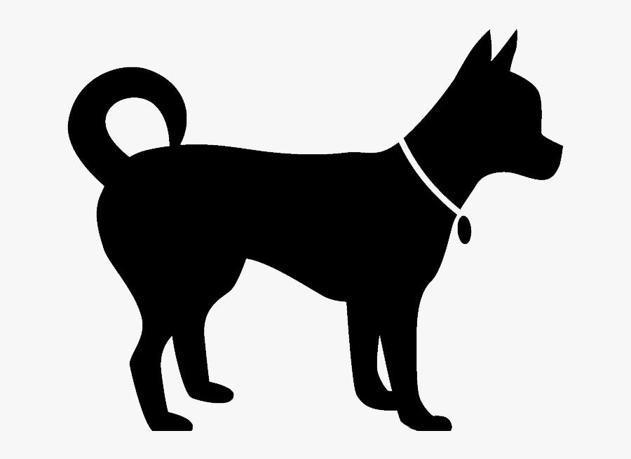 Clarkesville Veterinary Hospital - Guard Dog, Transparent Clipart