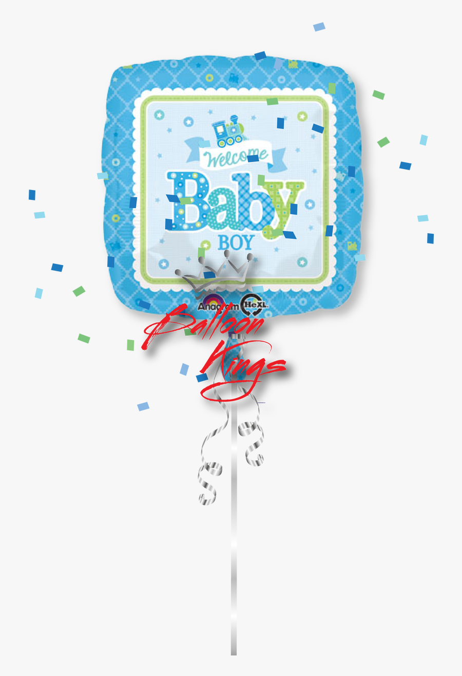 "Transparent It""s A Boy Clipart - Welcome My Baby Boy, Transparent Clipart"