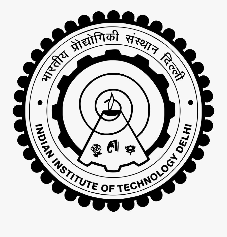 Indian Institute Of Technology Delhi Logo, Transparent Clipart