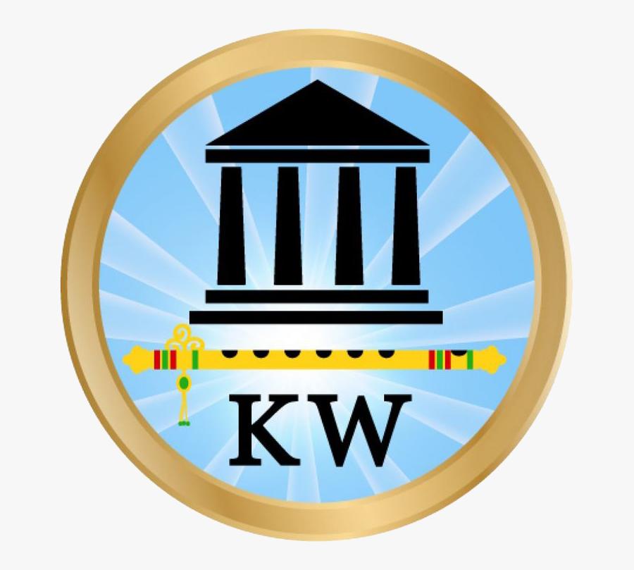 Krishna West Logo, Transparent Clipart