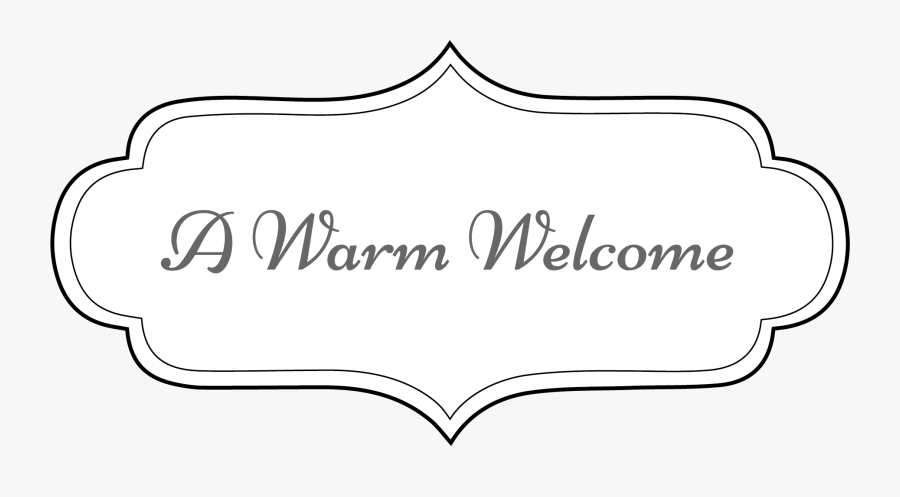 Welcome Clipart - Welcome To Your New Home Clip Art, Transparent Clipart