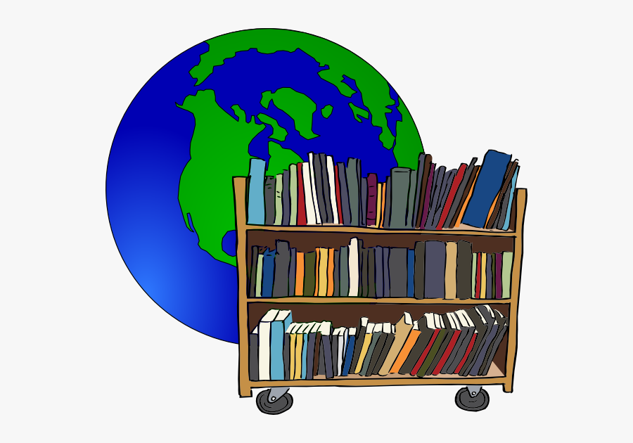Library Clipart, Transparent Clipart