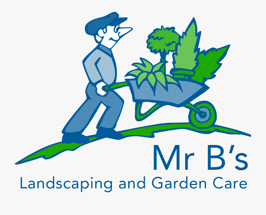 """Mr B""""s Landscaping And Garden Care, Transparent Clipart"""