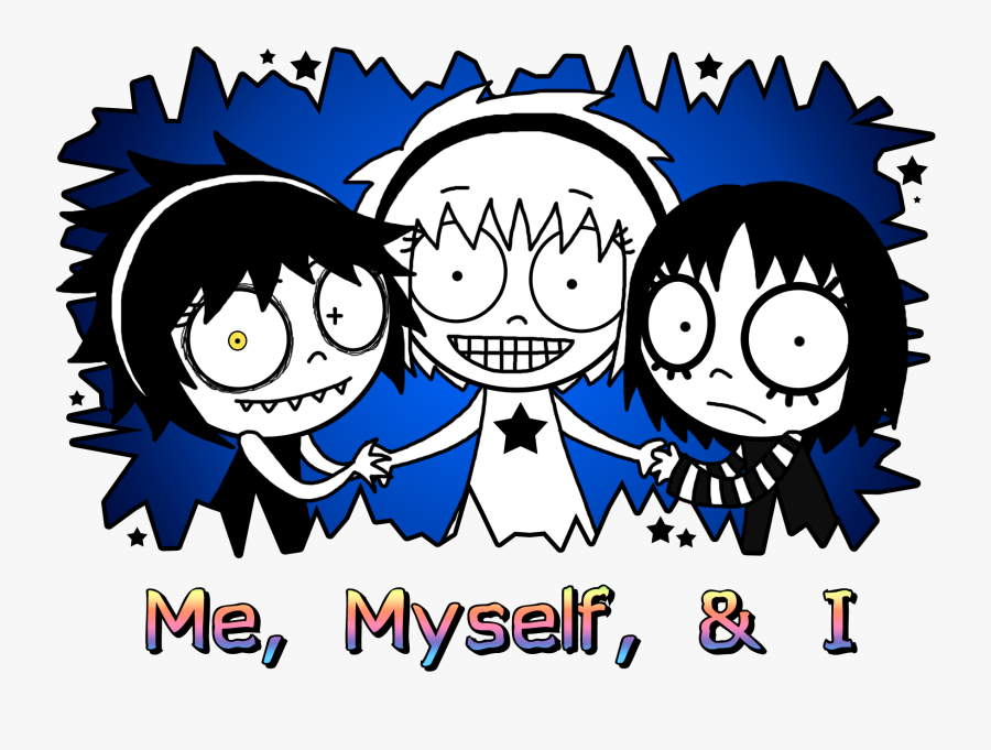 Transparent All About Me Clipart - Me And Myself Clipart Png, Transparent Clipart