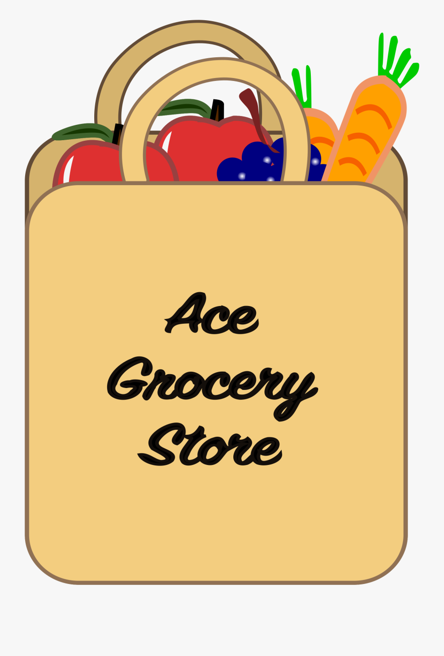 grocery shopping bag gambar animasi tas belanja free transparent clipart clipartkey grocery shopping bag gambar animasi