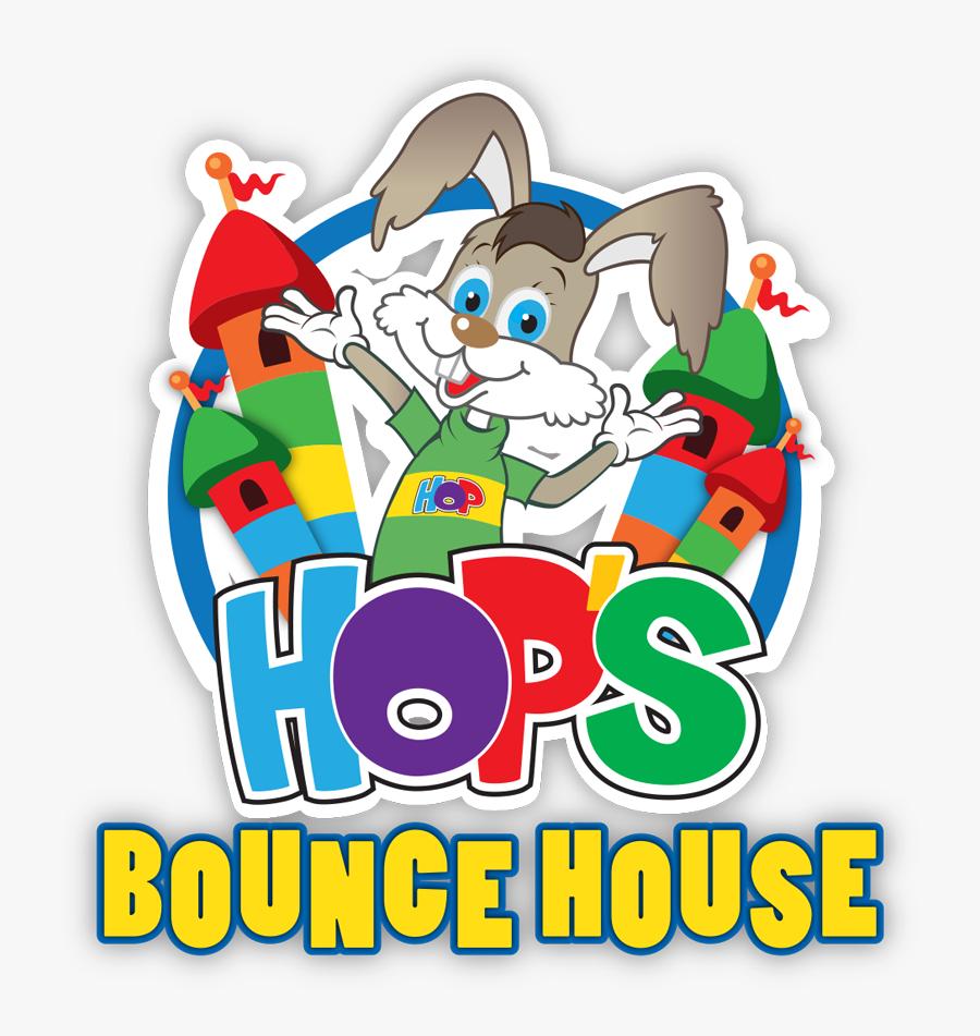 Hop S Bounce House - Cartoon, Transparent Clipart