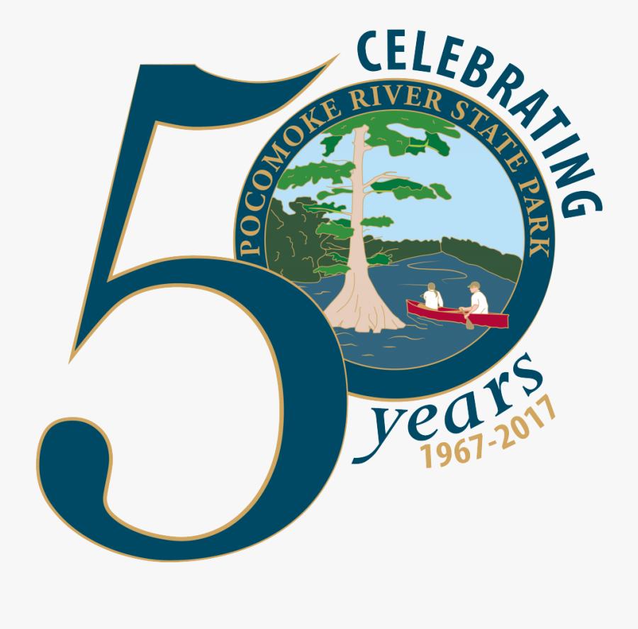 Pocomoke River State Park Celebrates 50th Anniversary - Graphic Design, Transparent Clipart