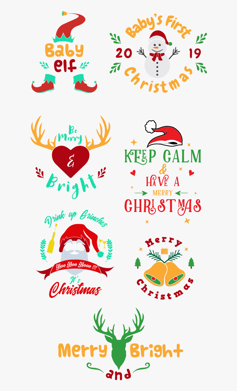 Christmas Svg Files For Cricut Cameo Silhouette Free Transparent Clipart Clipartkey