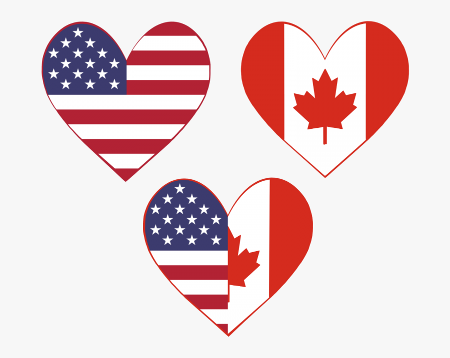 """We""""re Sharing 16 Free Canada Day And Fourth Of July - Fourth Of July Svg Free, Transparent Clipart"""