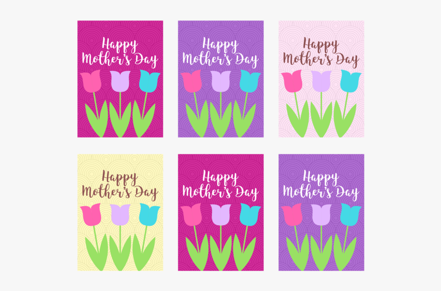 Clip Art Free Printable Mother S - Happy Mothers Day Gift Tags Printable, Transparent Clipart
