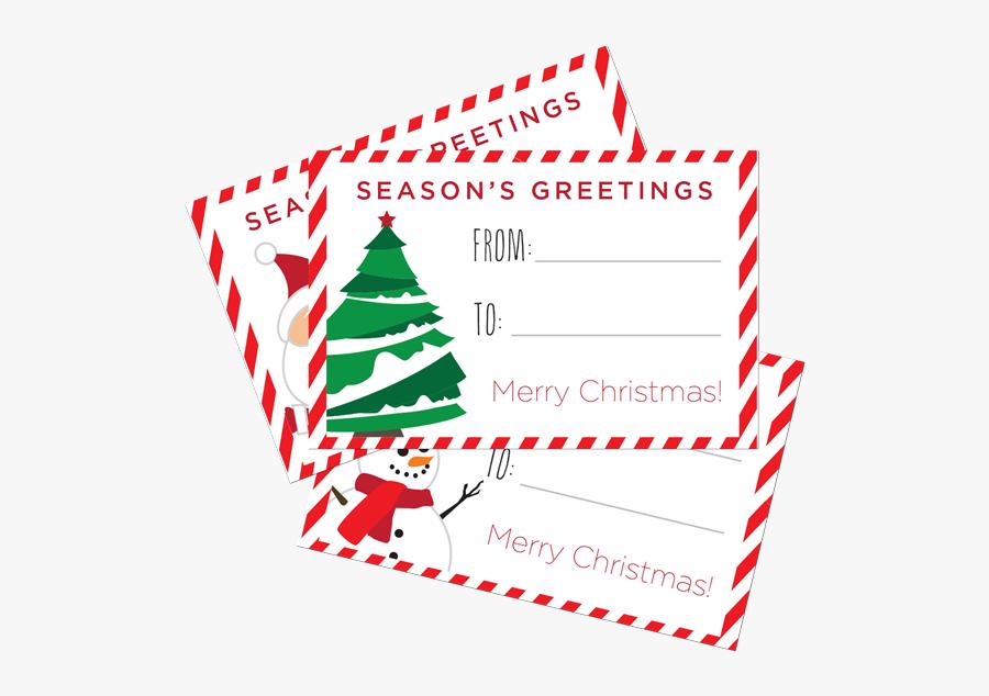 Hd Tags Tree Free - Christmas Tree, Transparent Clipart