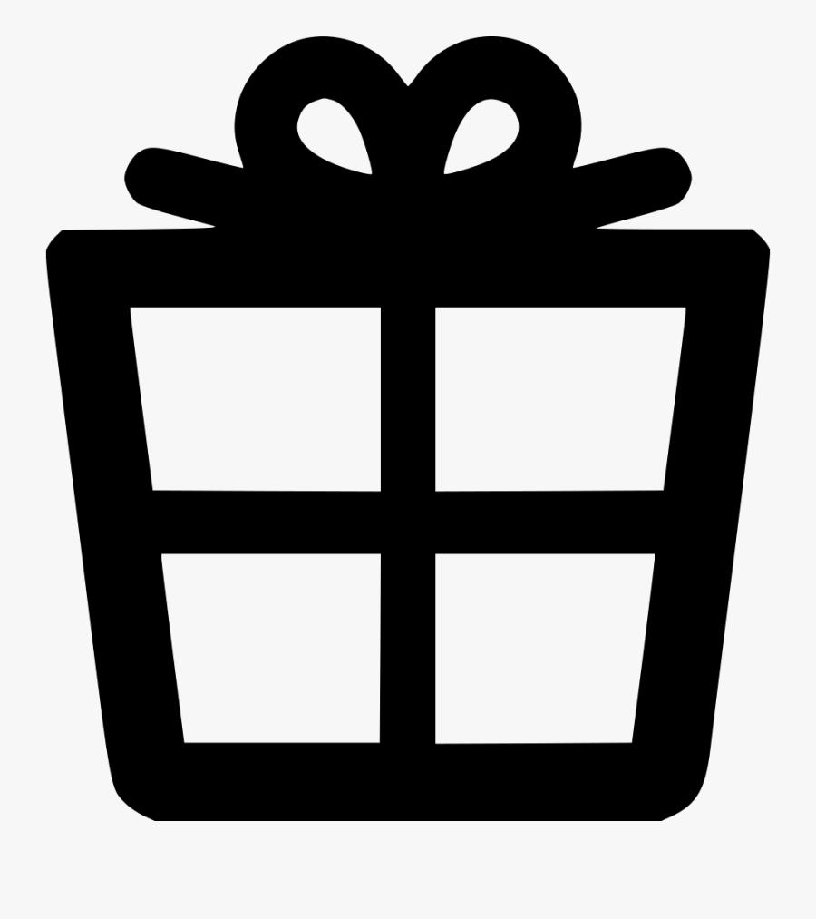 Alt Svg Png Icon - Present Svg, Transparent Clipart