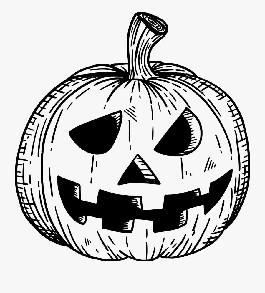 Cute Halloween Jack O Lantern Coloring - Jack-o'-lantern ...