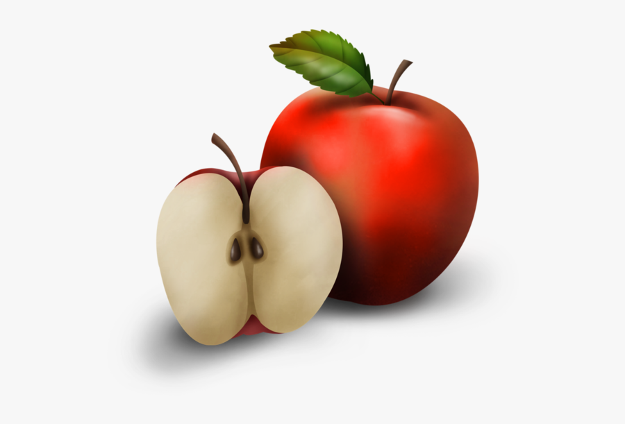 Pommes Png Fruits Food - แอ ป เปิ้ ล Clipart, Transparent Clipart