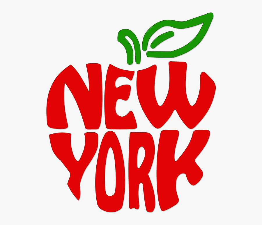 New York Mayor - New York In Words, Transparent Clipart