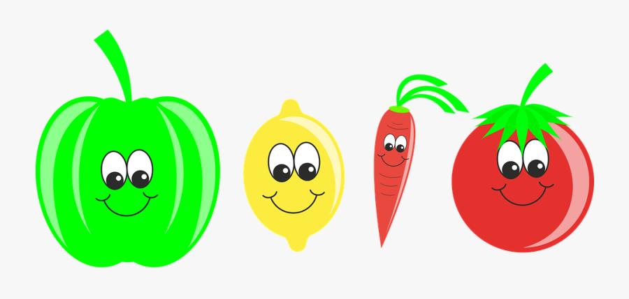 Clipart Transparent Stock Nutrition Clipart Fruit - ภาพ เคลื่อนไหว ผล ไม้, Transparent Clipart