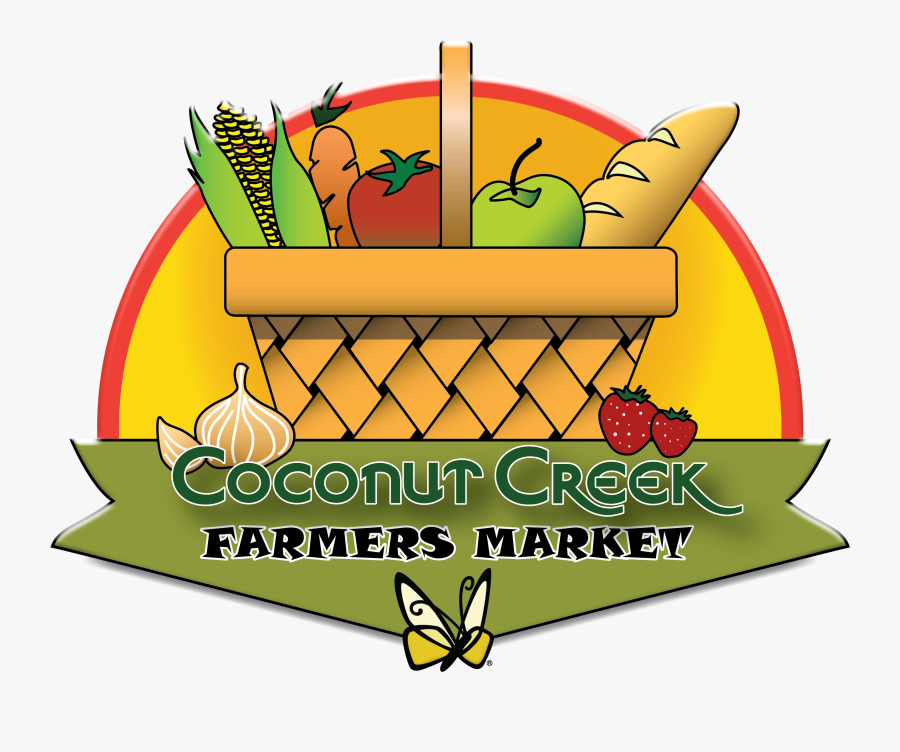 Farmers Clipart Farmers Market - Coconut Creek Farmers Market, Transparent Clipart