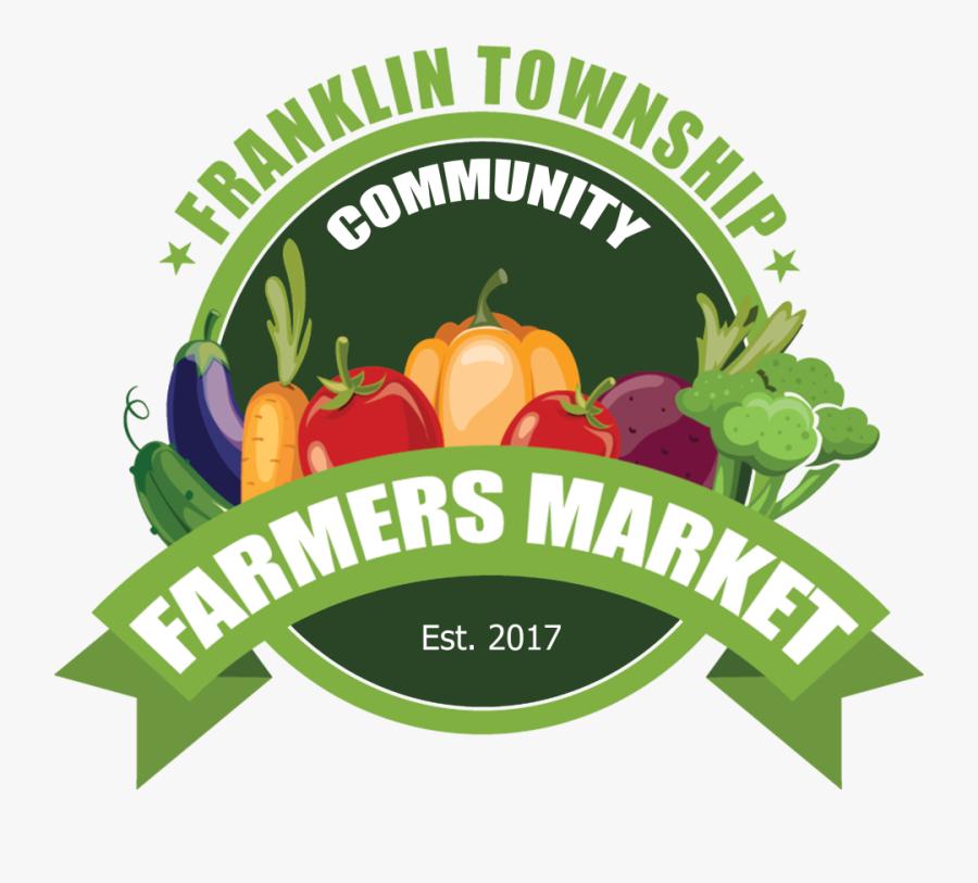County Market - Franklin Township Farmers Market, Transparent Clipart