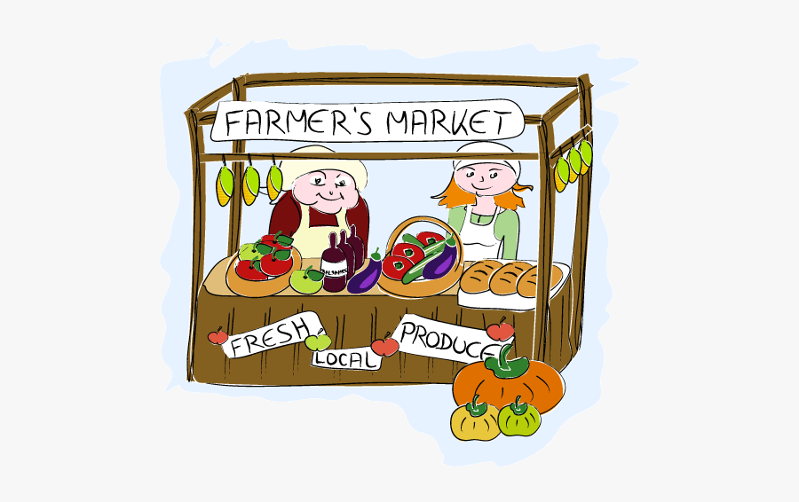 Clip Art Collection Of Easy - Easy Drawings Of Market Place, Transparent Clipart