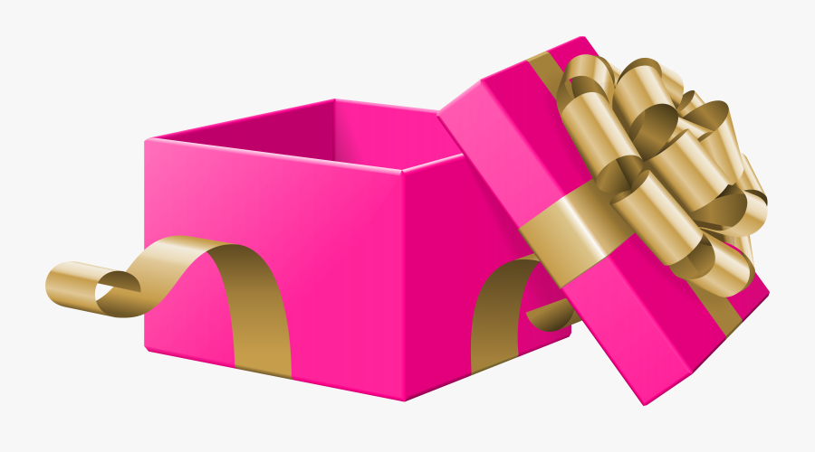 Open Gift Box Png - Christmas Open Gift Box Png, Transparent Clipart
