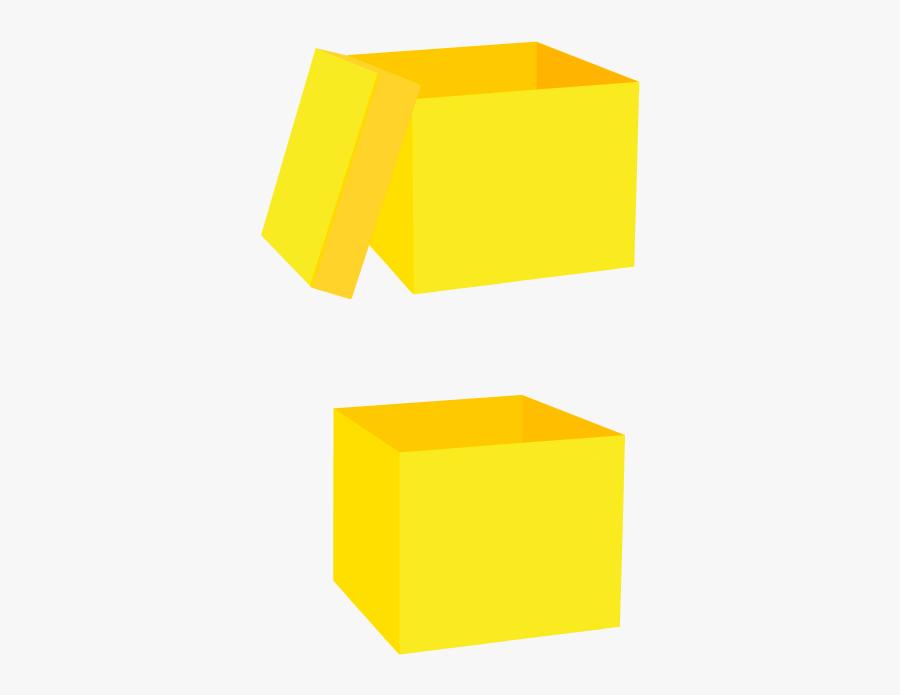 Box Clipart, Box Vector, Clipart Box, Colorful Gift - Illustration, Transparent Clipart