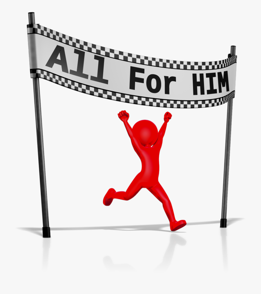 Finish Line Animated Gif, Transparent Clipart
