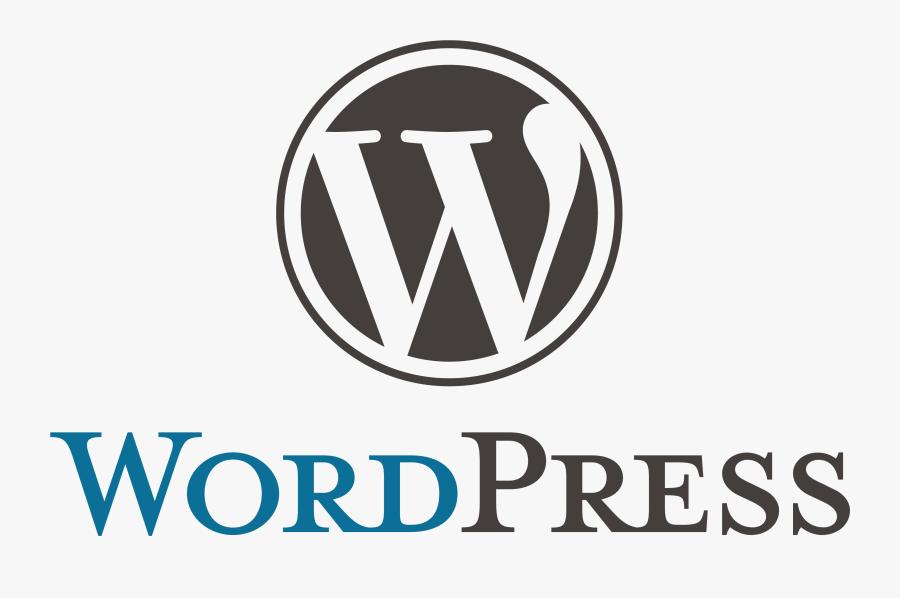 Wordpress Logo Clipart Clipartlook - Logo De Wordpress, Transparent Clipart
