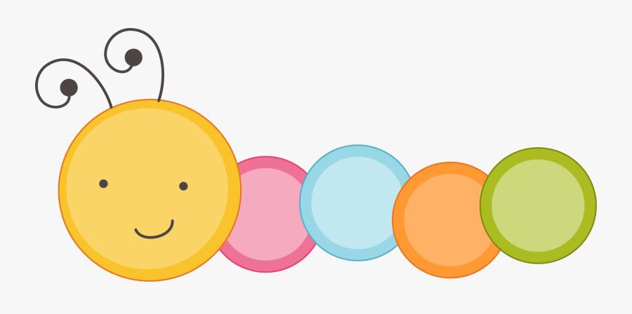 Transparent Child Care Center Clipart - Daycare Logo Caterpillar, Transparent Clipart