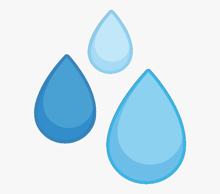 Transparent Rain Texture Png - Rain Drop Animation Gif, Transparent Clipart